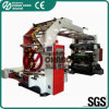 6 Color Plastic Carry Bag Flexographic Printing Press (CE)