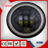 5.75 Inch 50W Round LED Headlight for Motorcycle