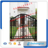 European Style Wrought Iron Gate Design