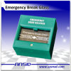 Break Glass Button Fire Equipment