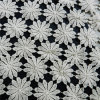 Water Soluble Topza Cotton Lace Fabric (L5122)