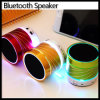 2015 New Mini Mobile Phone Speaker with LED Light