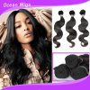 Quercy Hair Body Wave Hair Weave Brazilian Virgin Remy Human Hair Extensions