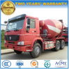 6X4 Sinotruk 20 M3 Cement Mixer Truck 25 Tons Agitator Lorry Truck