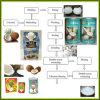 Full Automatic Coconut Milk Processing Machines