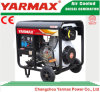 Yarmax Ce ISO9001 Approved 1.8kVA 2kVA Open Type Diesel Generator Set Diesel Engine Genset