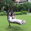 Modern Outdoor Rattan Swing Hanging Egg Basket Chair (D022)