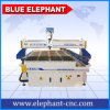 Ele 1325 High Quality 4 Axes Rotary Axis CNC Router 1325, 4 Axis Wood CNC Router for Soft Metal, Aluminum, MDF