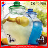 Wholesale Cheap Large Glass Beverage Dispenser with Lid and Tap