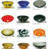Hot Sales Round Shape Glass Basin for Bathroom