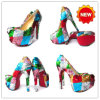 Latest Fashion Sexy High Heels Lady's Shoes /Women's Shoes