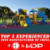 2018 Hotsale Plastic Outdoor Playground Equipment (HD14-079A)