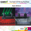 Four Small LED Moving Head Beam Light (GBR-BL441)
