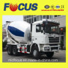 9m3 Concrete Mixer Truck with LHD and Rhd