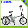 Shuangye Green Power Litnium Battery Folding Electric Bike
