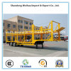Tri-Axle Double Deck Car Carrier Trailer