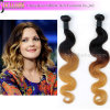Cheap Prices Ombre Color Hair Bulk Peruvian Virgin Remy Hair
