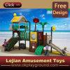 En1176 Certificate Rocket Outlooking Kids Outdoor Playground for School