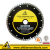 Sintered Turbo Saw Blade for Granite Material