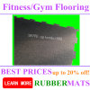 10-50mm Thickness Heavy Duty Rubber Gym Flooring