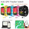 Colorful Screen GPS Tracker Watch for Kids with Sos Boutton