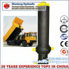 Front End Hyva Type Telescopic Hydraulic Cylinder for Trailer Truck