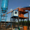 Stationary Concrete Batching Plant with Belt Conveyor (Hzs60)