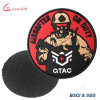 Factory Custom Military Rubber Badge PVC Patch
