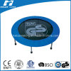 Round Mini Trampoline with Blue Colour Frame Pad