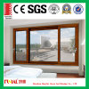 Wood Grain Aluminum Slide Window