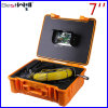Waterproof 23mm Video Pipe Inspection Camera Cr110-7g with 7′′ Digital LCD Screen with 20m to 100m Fiber Glass Cable