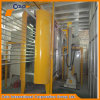 Horizontal Powder Coating Line for Aluminum Profile