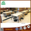 New Design Restaurant Dinner Set Granite Dining Tables and Chairs