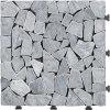 European Standard Grey Stone Flooring Tile DIY Floor for Garden Decoration