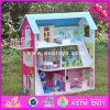 2017 Wholesale Home Play Wooden Doll House Plans, Lovely Kids Wooden Doll House Plans, Best Wooden Doll House Plans W06A169