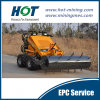 Construction Equipment Mini Skid Steer Loader Alh380