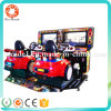 Coin Pusher Type Arcade Simulator Car Racing Game Machine