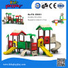 Plastic Slide Type Kids Outdoor Commercial Playground for Outdoor
