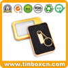 Metallic Gold Tins Metal Box for USB Flash Disk