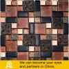 Wall Paper Glass Mosaic with Metal and Special Design (F11)