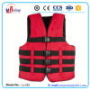 Nylon 4-Buckle Life Jacket Vest Pfd