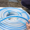 PVC Braided Reinforced Fiber Hose Water Hose Ks-16198SSG 100 Yards