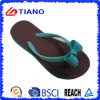 New EVA Fashion Colorful Beach Slipper for Women (TNK35279)