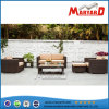 Outdoor Rattan Leisure Living Room Sofa for Home Garden
