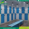 Fumeihua Blue Color Phenolic HPL Swimming Pool Locker