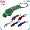 Multiple Color Printing Logo Aluminum Opener Keychain