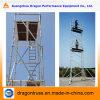High Quality Climb Ladder Aluminium Scaffolding for Sale (SDW-01)