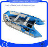 Aluminum Floor PVC or Hypalon Inflatable Rubber Dinghy Boats