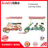 4 Wheel 4 Person Surrey Bike 4 Wheel 6 Person Bike Surrey Bike