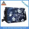 Butterfly iPad Sling Crossbody Doucument Satchel Shoulder Messenger Bag